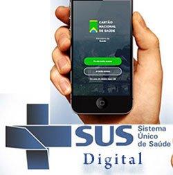 SUS Digital No Celular
