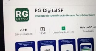RG Digital App